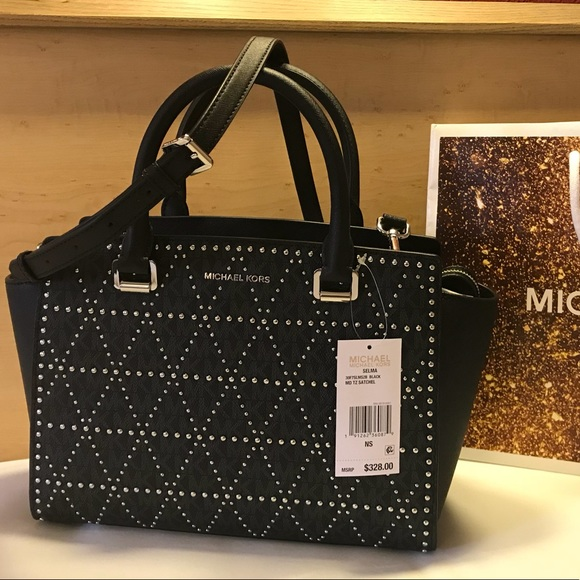 ee001b2c78bb Michael Kors Bags | New 348 Selma Handbag Mk Purse Bag | Poshmark